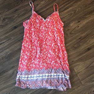The cutest little sundress! Size small